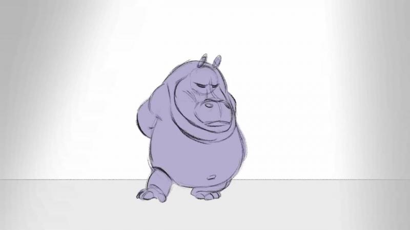 Animation - Hippo Funk