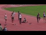 Финал в беге на 60 м 2003 и моложе Чемпионат Республики Крым