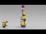 Despicable Me – Best minions scene – Мультфильмы – OXO.uz - Первый мультимед