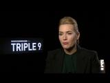 Интервью Кейт Уинслет в рамках фильма «Три девятки»