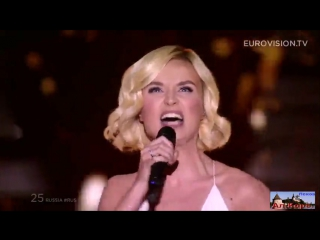 Euro 2015 - Polina Gagarina - A million voices (Russia)