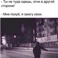 Анкета Андрей Дружинин