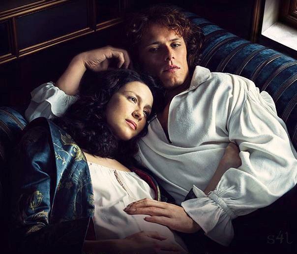 Чужестранка / Outlander 3 сезон 5 серия – Freedom & Whisky | 516x604