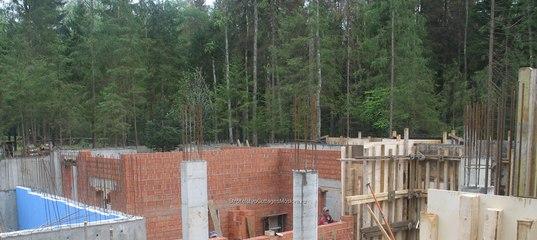 Фото: Строительство коттеджей под ключ цены спб