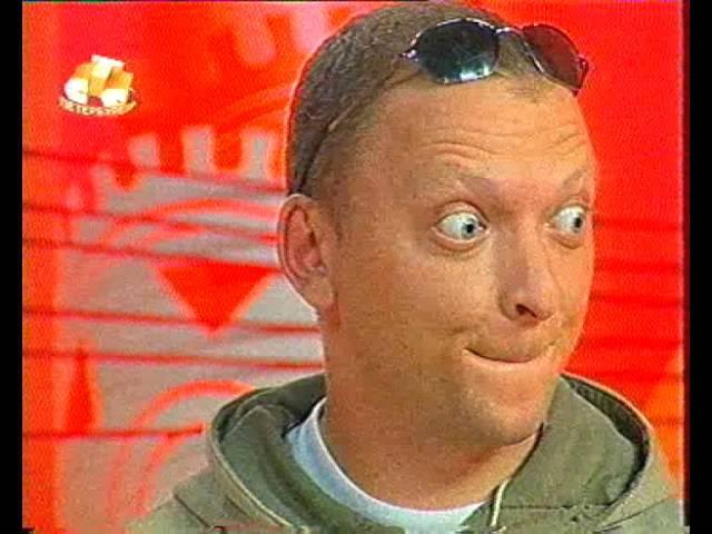2003: Интервью Куваева - Детали с Сергеем Елгазиным (СТС-Петербург)