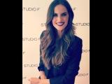 "Glamour México y Latinoamérica on Instagram: ""Encantadora @iza_goulart en el brunch de @studiofmexico. | Video: @andreamdz #GlamourHappens #izabelgoulart #StudioF"""