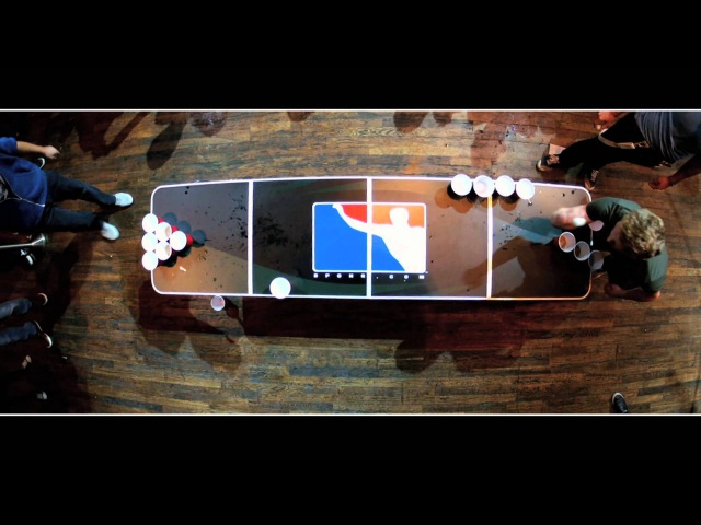 Swiss Series Of Beer Pong III Final Match - Dunkles und Rotes VS 5430ers