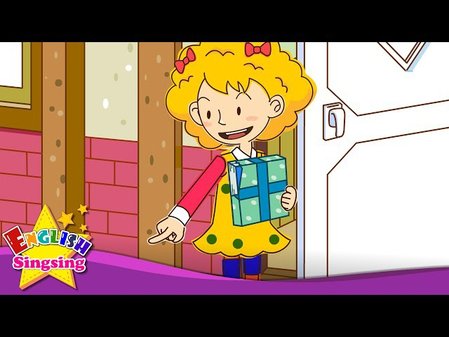[this that] What's this? What's that? - Easy Dialogue - English educational animation for Kids.