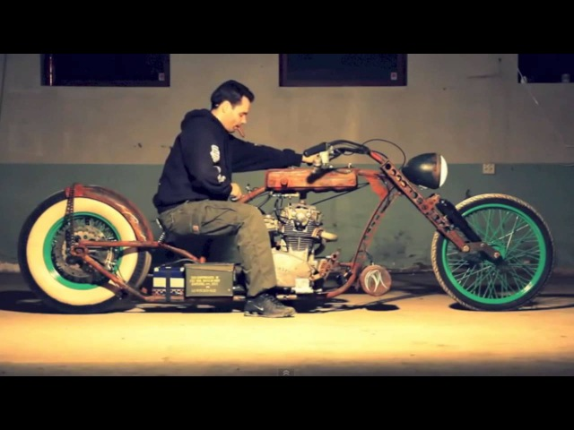 Sick Crazy Rat Custom Bikes. Bagged, Air Ride, After Hours Bike, Ft Lauderdale Florida