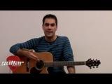 The Beatles - Let It Be | Guitar Lessons. || Уроки игры на гитаре с нуля для начинающих.