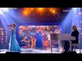 Виктор Дробыш, Инна и Арина Даниловы - Свет твоей любви. Два голоса