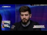 Покер на русском. EPT 11 Мальта 2015 [ Malta ] Main Event Финальный Стол - Part 2