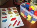 Семья Бровченко. Развивающие кубики Никитиных Уникуб Что это такое и как играть.