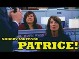 Nobody Asked You Patrice - how i met your mother