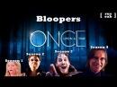 Once Upon A Time Bloopers Блуперы Однажды в сказке 1 4 сезоны
