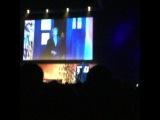 "David J Freeman on Instagram: ""#doctorwhofestival #actors walking on stage. #doctorwho #petercapaldi #scifi convention"""