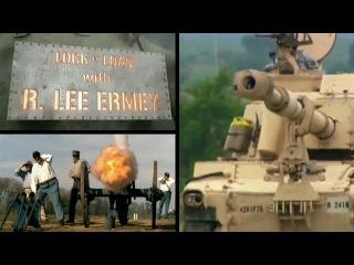 Артиллерия - Заряжай с Ли Эрми (History Channel)