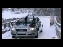 История подъёма Audi A6 4.2 quattro по трамплину в Финляндии