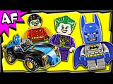BATMAN Defend the Batcave 10672 Lego Juniors Stop Motion Build Review