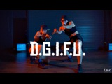 D.G.I.F.U. Janelle Ginestra x Nicole Kirkland Choreography - Directed by @TimMilgram