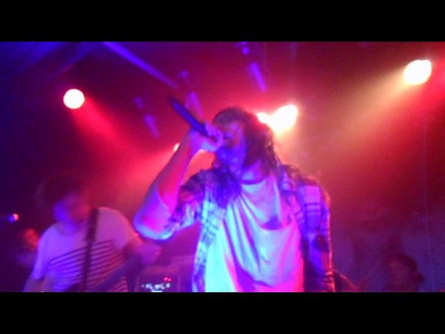 Annisokay - Monstercrazy LIVE 2015 @ 3 Raum Arena Wien HD