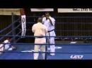 Lechi Kurbanov Rus vs Schmidt Bálint Hun Hungaryan Kyokushin Karate Grand Prix