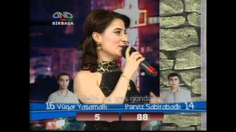 De Gelsin 2010 Vuqar Yasamalli Zumrud Kerimova - Yar geldi (duet 2 )