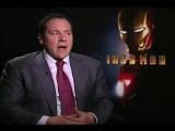Железный человек/Iron Man (2008) Интервью Джона Фавро