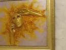 Видео-визитка картин Антона Погарского на выставке в галерее Wunjo-Art, г.Киев, Украина, июль 2013