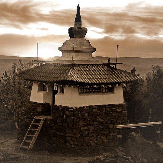 На Урале снесут буддийский монастырь