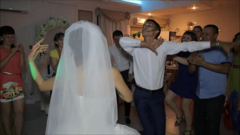 Лезгинка Марат танцует
