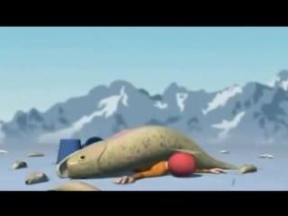 Ржачные приколы Прикольный короткий мультик про рыбалку,смотреть всем классный о рыбалке мультфильм