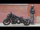 Motorcycle review Confederate Motors P120 Fighter