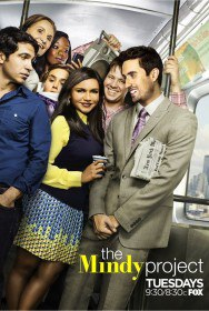 Проект Минди / The Mindy Project (Сериал 2012-2016)