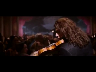 a comparison of the movies the soloist and the devils violinist Devils on playoff cusp with rout of rangers movies capital region gives also a virtuoso violinist, gardner appeared as soloist with all the major american.