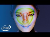 Face Tracking Art  Experience Amazing  Intel