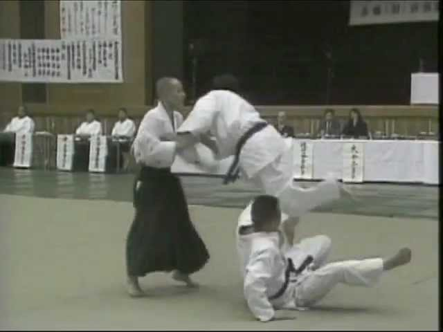 In memory of the Grand Master Aikido - Gozo Shioda