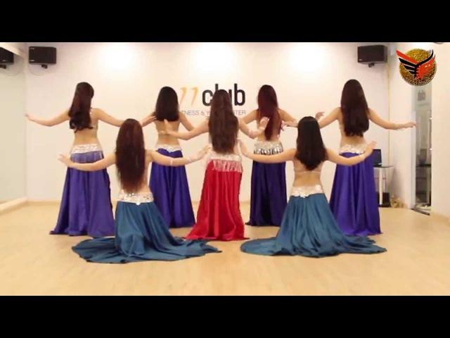 Yalla Habibi Belly Choreography by Trịnh Huyền