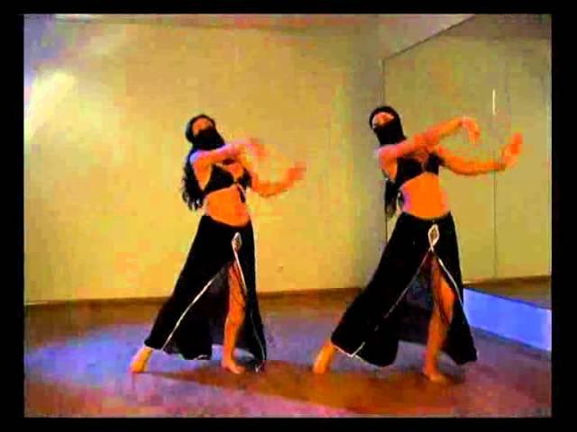 Восточный танец под музыку Мустафы Сандала