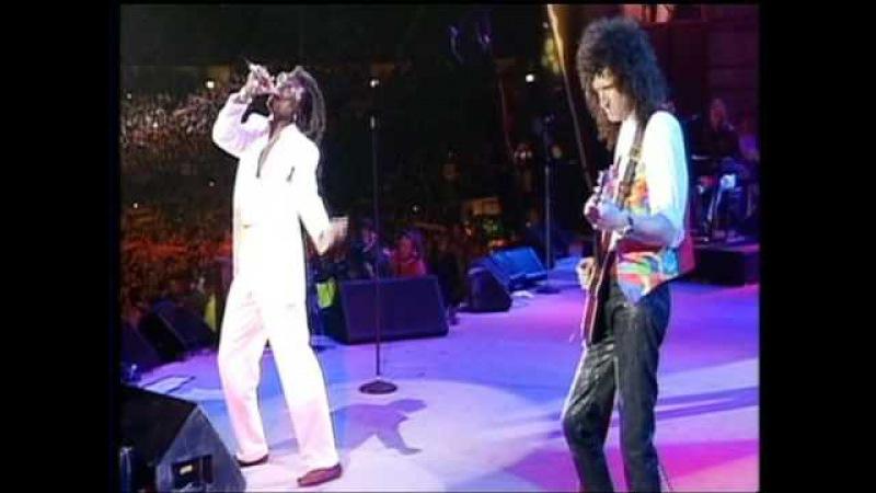 Freddie Mercury Tribute Concert Part 713