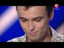 Дмитрий Сухов Магмель cover Stigmata Х фактор3 22 09 12 mp4