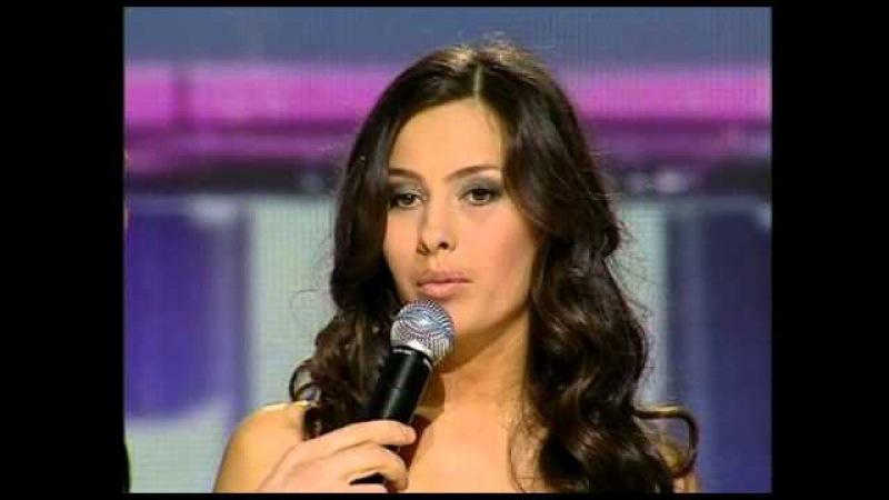 Лика Роман Мисс Украина 2007
