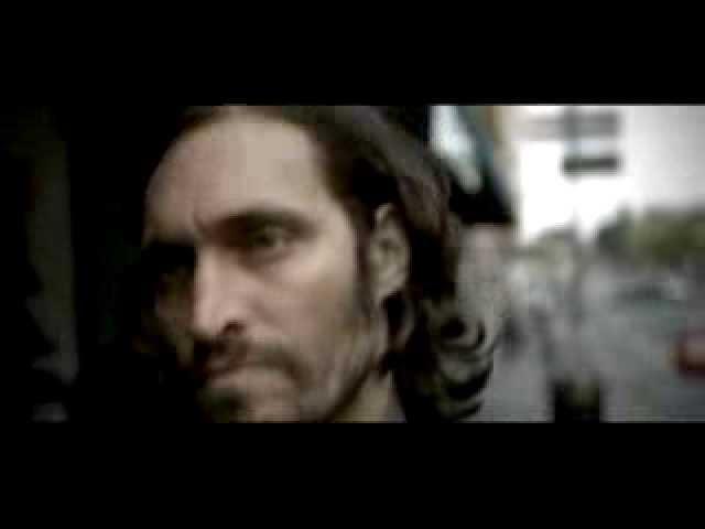 Glassjaw - Cosmopolitan Blood Loss (Video)