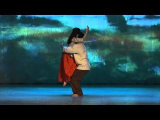 «Дом у дороги». Государственный ансамбль песни и танца Алтая