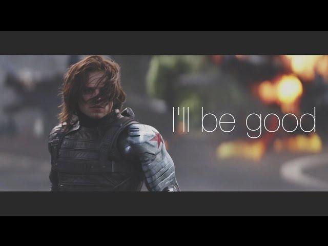 James Buchanan 'Bucky Barnes | I'll be good