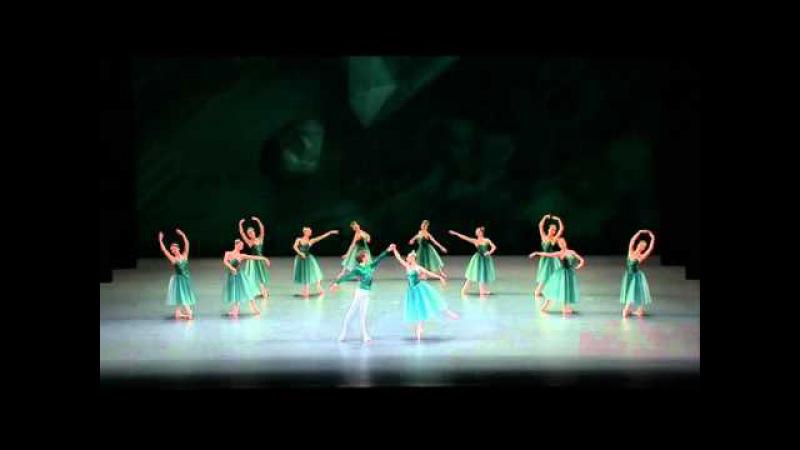 Jewels ballet - Balanchine