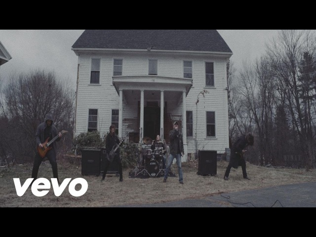 All That Remains - This Probably Won't End Well (Official Music Video)