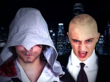 Assassin's Creed vs. Hitman - Video Game Rap Battle