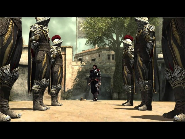 Assassin's Creed Brotherhood The Story Trailer Ubisoft NA