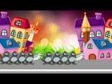 Умный малыш #6. Развивающий мультфильм для малышей  Smart baby #6. Наше_всё!